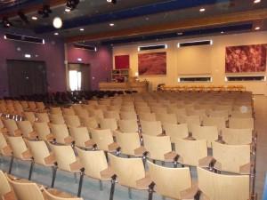 Theateropstelling 350 personen