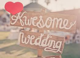Awesome wedding